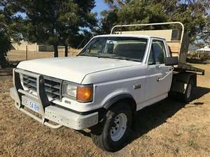1992 Ford F150 All Others Manual Ute