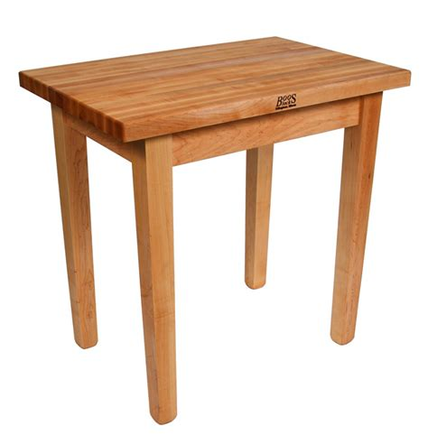 john boos butcher block kitchen table dining table