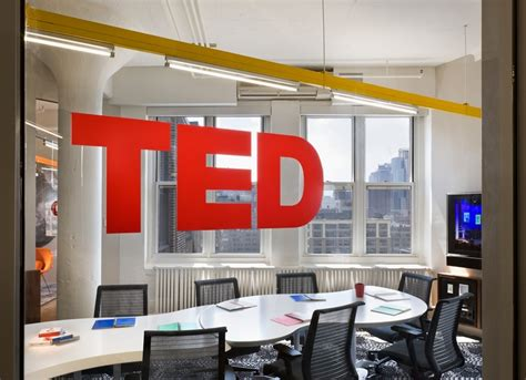 ted conferences  york city headquarters officelovin