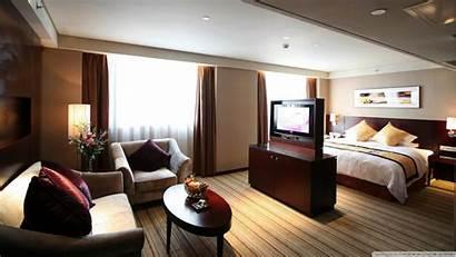 Hotel Modern Background Wallpapers Desktop Tv