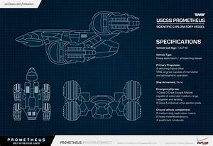 New Images from PROMETHEUS Mini-Game Reveal Lots of Ship ...