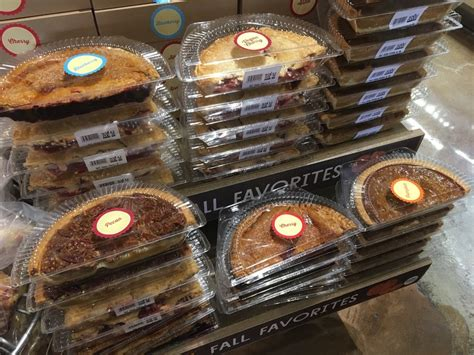 grocery store cherry pies ranked  college students