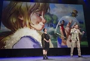 Additional Pictures from the D23 Animation Panel Released ...