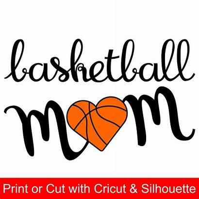 Basketball Mom Svg Shirt Clipart Printable Shirts