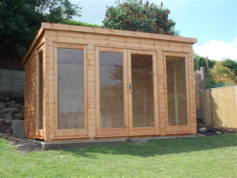 portfolio of sheds constructed in and around nottingham