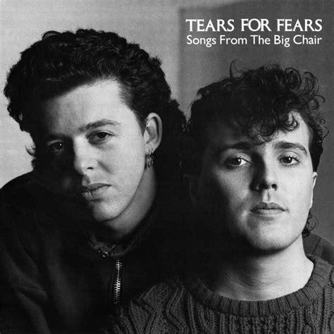 tears  fears songs   big chair vinyl lp