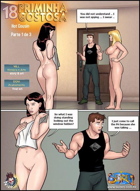 Seiren Hot Cousin 18 Part 1 English Sex And Porn Comics