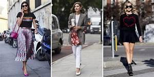 La Mode Est A Vous Printemps Ete 2018 : street styles les plus beaux looks de la fashion week printemps t 2018 ~ Farleysfitness.com Idées de Décoration