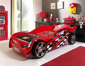 Kinderbett 200 X 90 : autobett night speeder liegefl che 90 x 200 cm rot kinder jugendzimmer autobetten ~ Yasmunasinghe.com Haus und Dekorationen