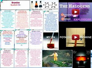 Bromine  Atomic Structure  Br  Bromine  Chemical  Chemical