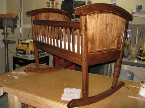 woddworking plans book cradle walnut cradle fine
