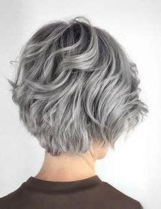 reverse highlights  gray hair bing images hairstyles pinterest gray hair gray