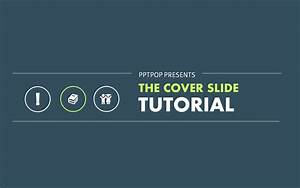 PowerPoint Presentation Design: Create An Iconic Cover ...