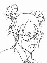 Billie Eilish Coloring Pages Print Singer Talented Popular sketch template