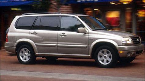 2001 Suzuki Xl 7 by 2001 2006 Suzuki Xl7 Pre Owned Car News Auto123