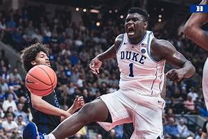 Zion Williamson Goes Off For 36 And 14 As Duke Goes 3 0 In