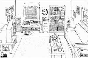 93+ Living Room Clipart Black And White - Pin Room Clipart ...