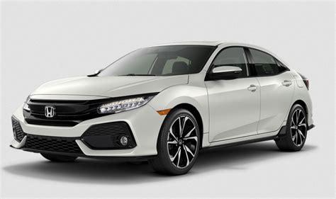 2020 Honda Civic Hatchback Interior, Engine, Release Date ...