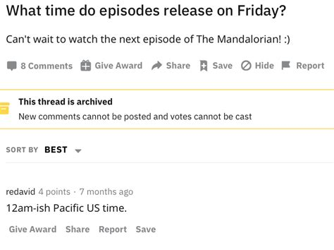 Welcome to reddit, the front page of the internet. What Time Does Hamilton Come Out on Disney Plus?