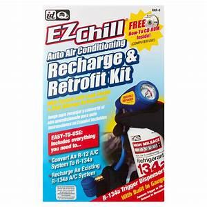 Id Quest Ezchill Auto Air Conditioning Recharge  U0026 Retrofit