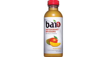 the bai bai 5 antioxidant infusions beverages in advertising