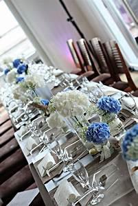 Blaue Quadrate Mit Tisch : bildergebnis f r hochzeitsdeko hortensien kerzen ~ A.2002-acura-tl-radio.info Haus und Dekorationen