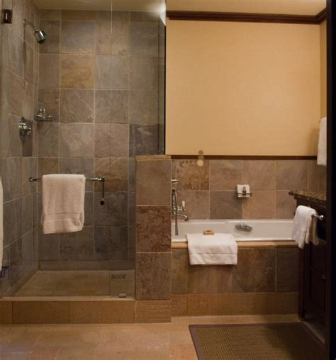 bathroom showers designs pros and cons of doorless shower on your home