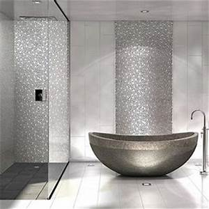 idee decoration salle de bain deco murale salle de bains With deco murale salle de bain