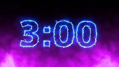 Countdown Minute