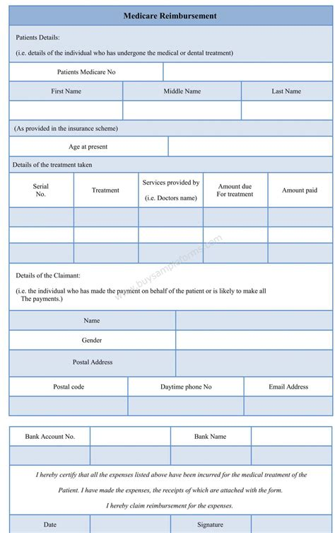 health insurance claim form 1500 clipartsgram medicare