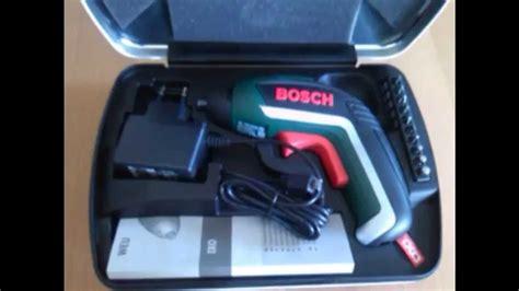 bosch ixo bohraufsatz unboxing bosch ixo v 5 generation akkuschrauber cordless screwdriver