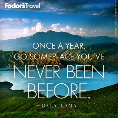 Travel Quote Of The Week On Traveling To New Places