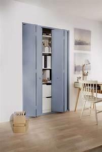 Portes De Placards : beau portes pliantes kazed avec portes de placard kazed ~ Dode.kayakingforconservation.com Idées de Décoration