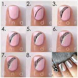 Nail designs step by for short nails