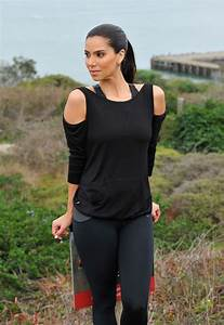 ROSELYN SANCHEZ at Finds Her Park at Golden Gate National ...