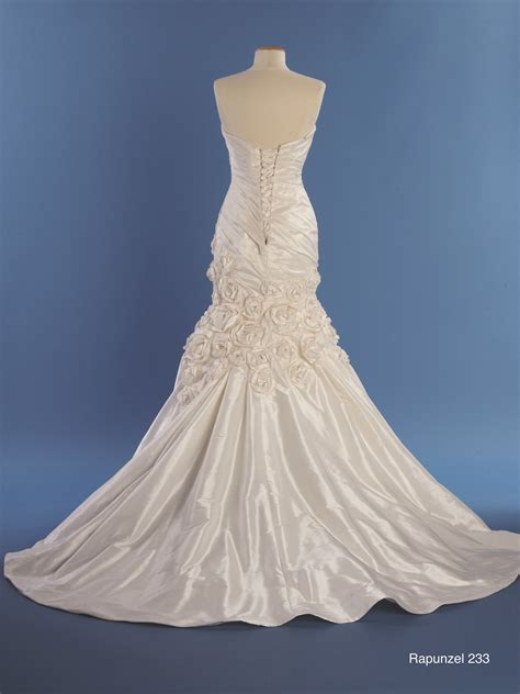 Alfred Angelo?s Disney 2014 Rapunzel Bridal Collection   Lacey Joys Wedding Boutique