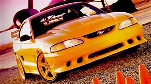 MOTOR TREND: 1994 SALEEN SR ROAD TEST REVIEW