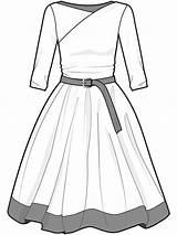 Template Printable Coloring Sketch Sketches Easy Drawing Dresses Drawings Moda Drawn Vestido Costume Bocetos Vestidos Designer Mode Dumielauxepices Running Stilettos sketch template