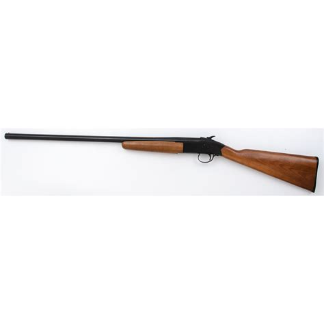 springfield model  single barrel shotgun  original box cowans auction house