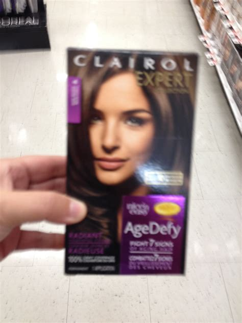 clairol age defy hair color clairol age defy expert collection hair colour reviews in