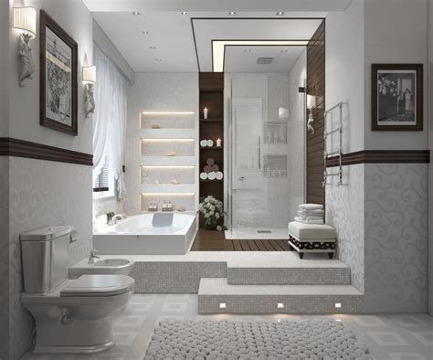 modern bathrooms  spa  appeal showme design