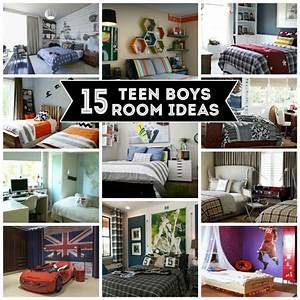 teen boys room ideas teen boy rooms teen boys and room With teenage room decor themes for teenage boy room