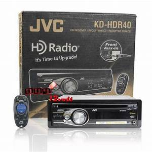 Jvc Hd Car Stereo