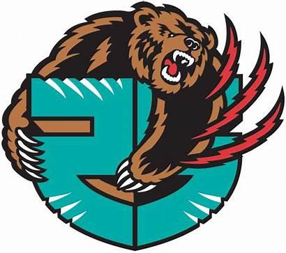 Memphis Grizzlies Logos Sportslogos Vancouver Basketball Anniversary
