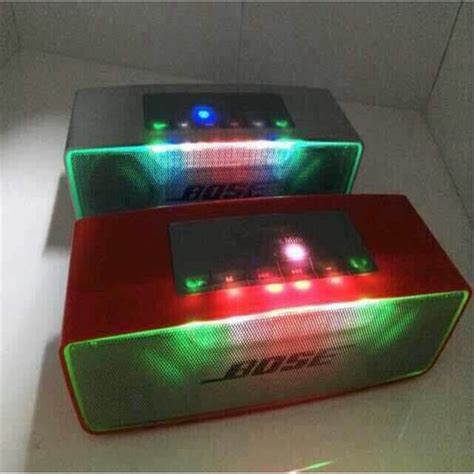 Speakers With Lights by Portable Wireless Bluetooth S815 Speaker Bose Soundlink