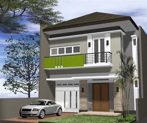 model rumah minimalis 1 lantai kumpulan gambar rumah