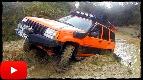 Jeep Grand Cherokee Zj [offroad 4x4] Youtube