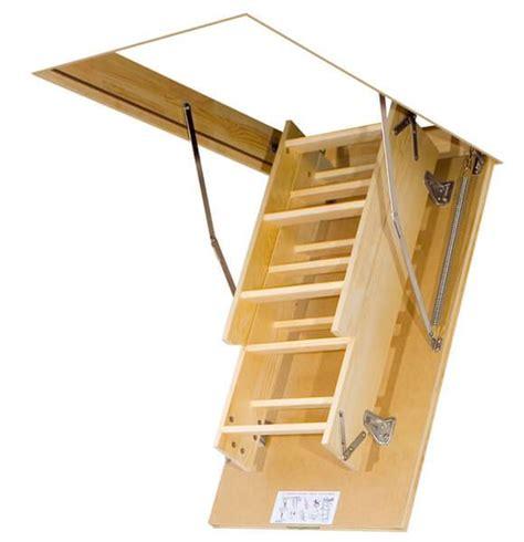 echelle escamotable bois pour acc 232 s aux greniers combles