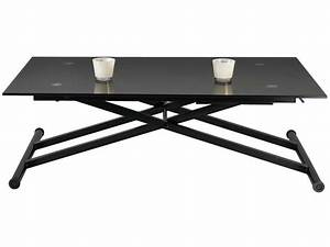 table basse escamotable stand up vente de table basse With table basse qui se monte