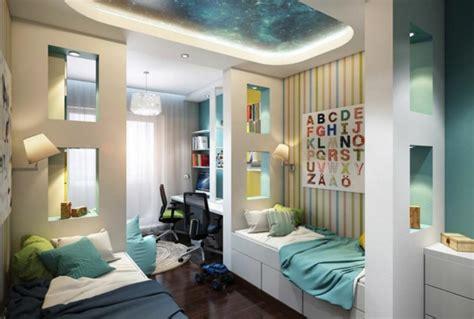 hotel luxe dans la chambre aménagement chambre d enfant dans un appartement design